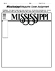 HISTORY  Mississippi magazine cover