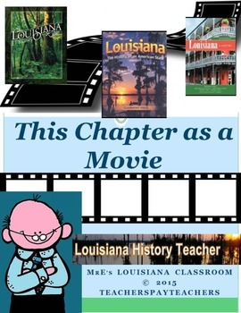 HISTORY - My Chapter Review as a Movie