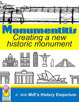 """HISTORY My """"Monumentitis"""" research"""