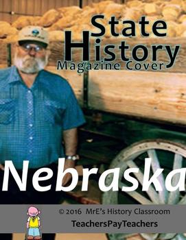 HISTORY  Nebraska Magazine Cover