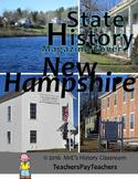 HISTORY  New Hampshire Magazine Cover