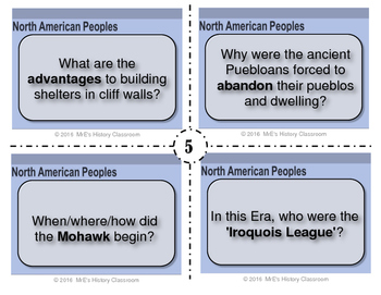 HISTORY  North American Peoples