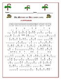 HISTORY OF THE CANDY CANE: A FUN CRYPTOGRAM! TAKE THE CHALLENGE!