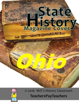 HISTORY  Ohio Magazine Cover