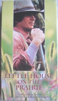 HISTORY PIONEERS LITTLE HOUSE ON THE PRAIRIE michael landon Johnny Cash vhs tape