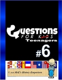 HISTORY Questions Q4K Students 006 Final Set