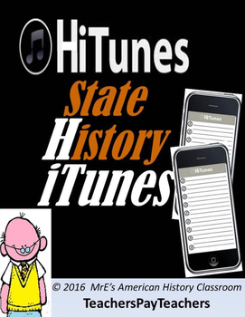 """HISTORY  State """"HiTunes"""" Playlist"""