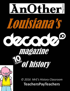 HISTORY   Two Magazine Covers