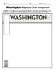 HISTORY  Washington state Magazine Cover