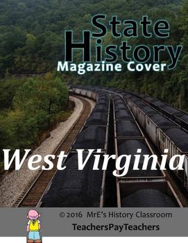 HISTORY  West Virginia Magazine Cover