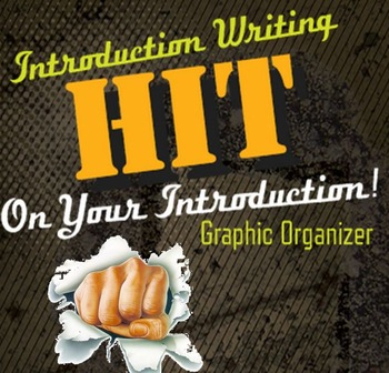 HIT on Your Introduction: Introduction Graphic Organizer