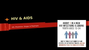 HIV/AIDS Powerpoint Presentation