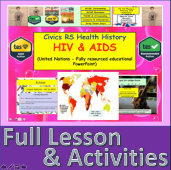 HIV & AIDS United Nations PowerPoint