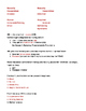 HIV Notes and answer key