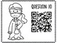 HIV and AIDS QR Code Hunt (Content Review or Notebook Quiz)