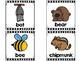 Hibernation Pocket Chart and Songs