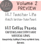 HLT Fonts Volume Two