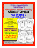 HM D&C Icons {Dogzilla, Mysterious Giant, Raising Dragons, Garden Abdul}