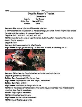 HM - Dogzilla-Readers Theater