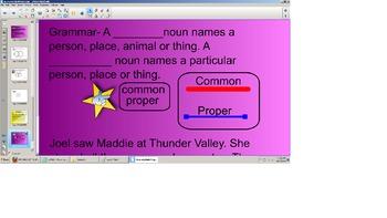 HM Harcourt Journey's Third Grade Reading, Pop's Bridge,Lesson for Smartboard