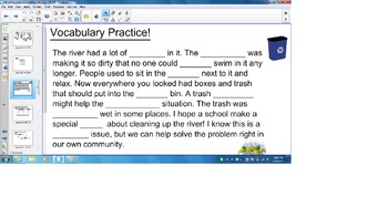 HM Hartcourt Journeys Reading Third Grade, Judy Moody Smart board lessons, test