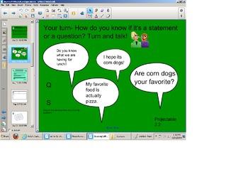 HM Journey's Reading Smartboard, Cardigan Jones, Third Grade