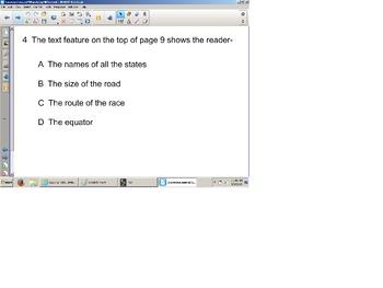 HM Journeys Third Grade, Lesson 25 Mount Everest Smart board, TEi