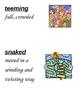 HM The Last Dragon Vocabulary Cards