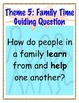 2nd Grade HM Theme 5 Bundled Unit Tied to CCSS: GOs, World Cafe, Writing Prompts