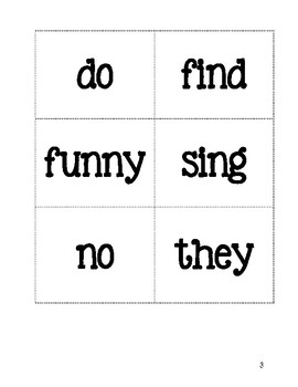 HMH 1st Grade Spelling Word Cards