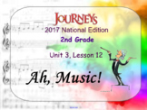 HMH 2017 National Journeys 2nd Grade Lesson 12 Ah, Music!