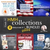 HMH Collections Grade 10: 250+ Page GROWING Bundle of Activities & Printables