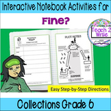 HMH Collections Grade 6 Collection 1 Fine? Activities
