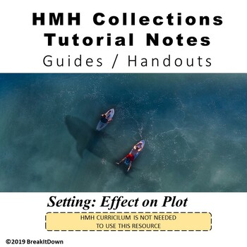 HMH Collections Level Up Tutorial Guide for Setting: Effect on Plot