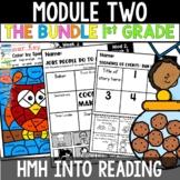 HMH Into Reading 1st Grade Module 2 Google Seesaw Activities Bundle Digital