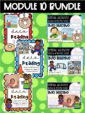 HMH Into Reading 2nd Grade (Houghton Mifflin)- Module 10 Bundle