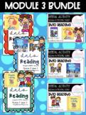 HMH Into Reading 2nd Grade (Houghton Mifflin)- Module 3 Bundle