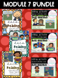 HMH Into Reading 2nd Grade (Houghton Mifflin)- Module 7 Bundle