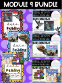 HMH Into Reading 2nd Grade (Houghton Mifflin)- Module 9 Bundle