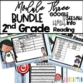 HMH Into Reading 2nd Grade Module 3 Google Seesaw Activities Bundle
