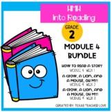 HMH Into Reading 2nd Grade Module 4 Bundle