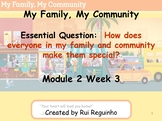 HMH Into Reading - First Grade - Module 2 Week 3