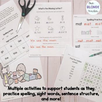 HMH Into Reading First Grade Module 8