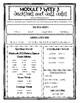 HMH Into Reading Series Grade 4 Module 7 Topic Focus Sheets