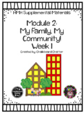 UPDATED - HMH Into Reading (Houghton Mifflin) - Module 2 W