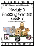 UPDATED - HMH Into Reading (Houghton Mifflin) - Module 3 W