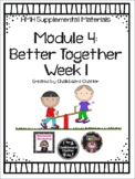 UPDATED - HMH Into Reading (Houghton Mifflin) - Module 4 W