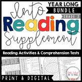 HMH Into Reading (Houghton Mifflin) Second Grade YEAR LONG Bundle