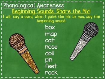 HMH Into Reading Kindergarten PowerPoint: Module 5 Week 4