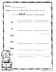 HMH Into Reading Spelling Activities  Module 1 Week 1